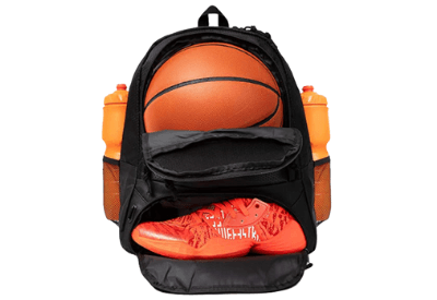 ERANT Basketball Backpack with Ball Compartment