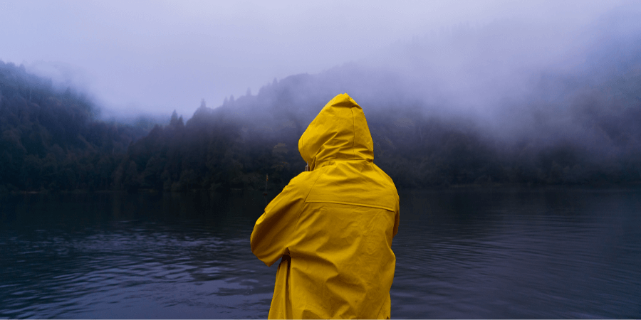 Camping Essentials - Required Clothing and Rain Gear
